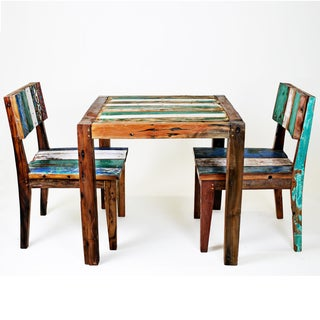 Ecologica Reclaimed Teak Dining Table