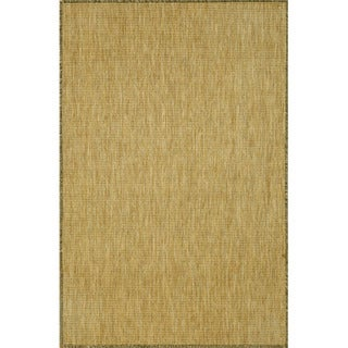 Plain Natural Area Rug (3' x 5')