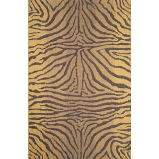 Skin Brown Area Rug (2' x 7'6)