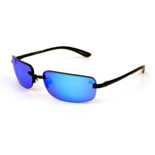 Field and Stream Men's 'Adirondack A RV-1' Satin Black Sunglasses