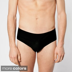 American Apparel Men's Nylon Tricot Swim Briefs