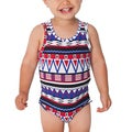 American Apparel Infant 'Russian Circus' One-piece Knit Tank
