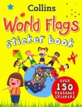Collins World Flags Sticker Book (Paperback)