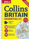 Collins 2014 Britain Essential Road Atlas (Paperback)