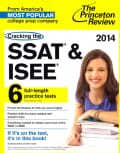 The Princeton Review Cracking the SSAT & ISEE, 2014 (Paperback)
