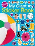 My Giant Sticker Book (Paperback)