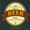 365 Days of Beer Daily 2014 Calendar (Calendar)