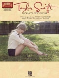 Taylor Swift for Acoustic Guitar (Paperback)