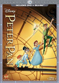 Peter Pan Diamond Edition (DVD/Blu-ray)