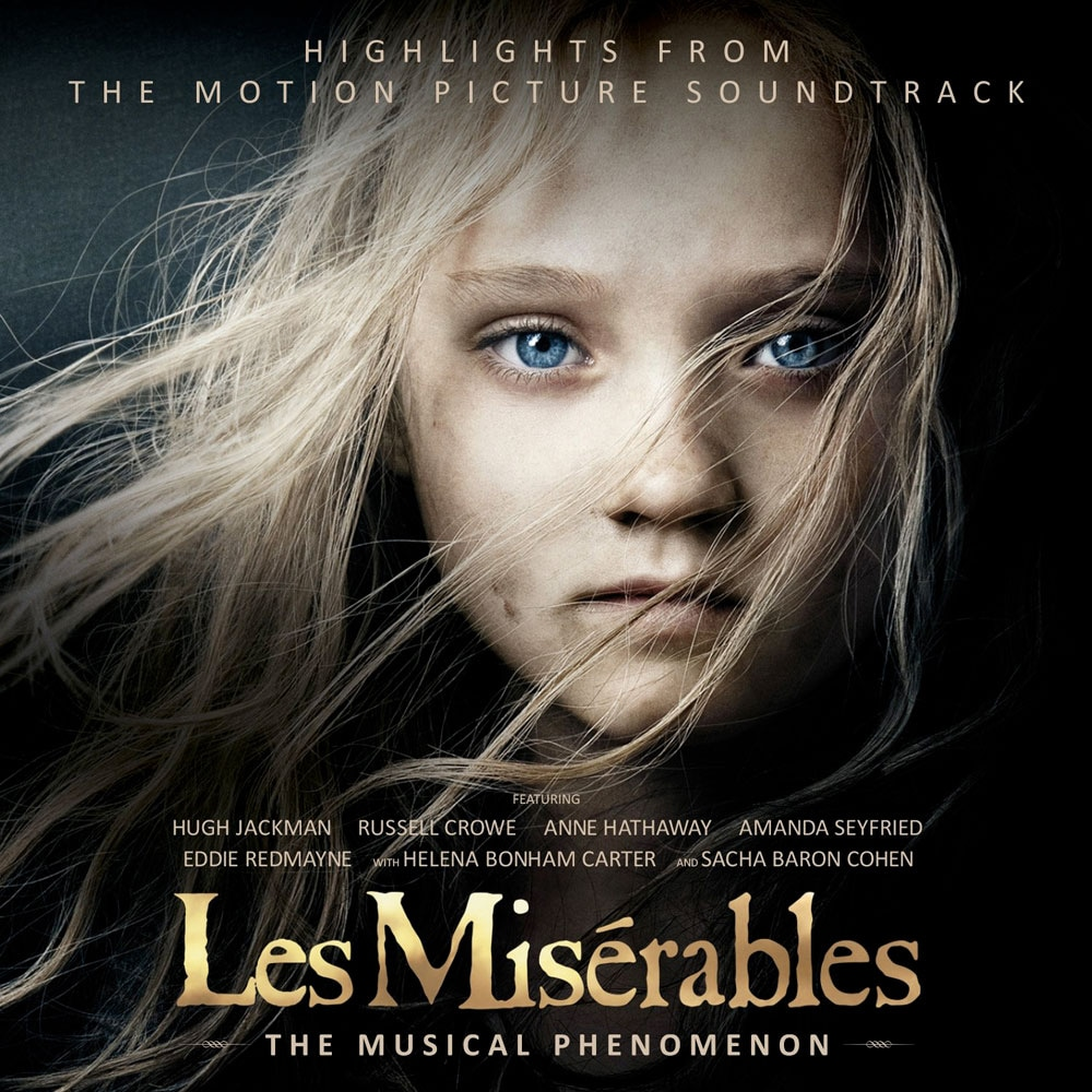 Les Miserables - Highlights from the Motion Picture Soundtrack