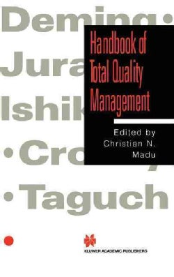 Handbook of Total Quality Management (Hardcover)