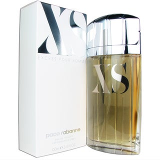 Paco Rabanne 'XS' Men's 3.4-ounce Eau de Toilette Spray