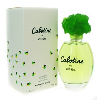 Parfums Gres 'Cabotine' Women's 3.4-ounce Eau de Parfum Spray