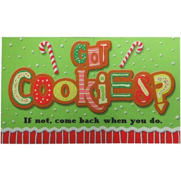 Outdoor Got Cookies Doormat (1'6 x 2'6)