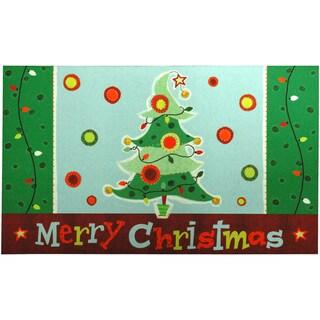 Outdoor Christmas Craft Doormat