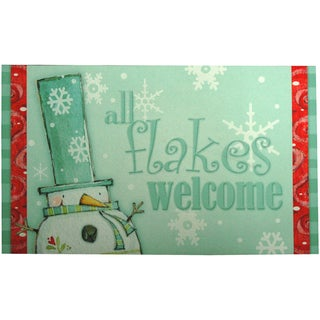Outdoor All Flakes Doormat