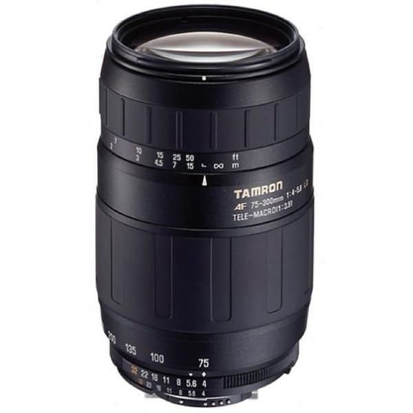 Tamron 75-300mm f/4.0-5.6 LD Macro AF Zoom Lens for Nikon