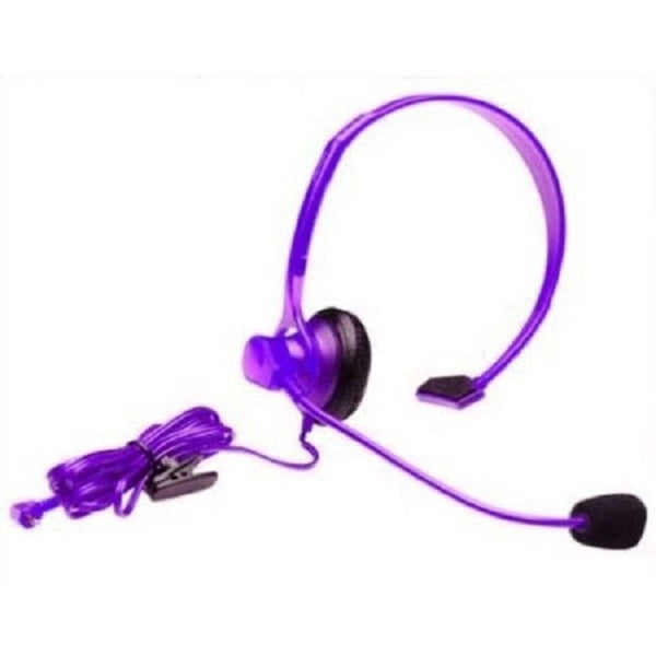 AT&T 90893 Jelly Bean Headset - Grape