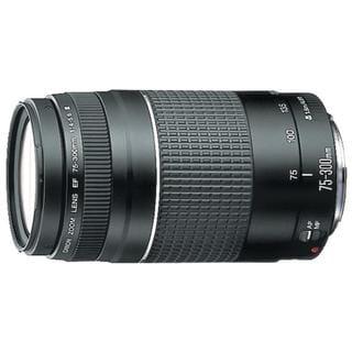 Canon EF 75-300 4.0-5.6 III Telephoto Zoom Lens