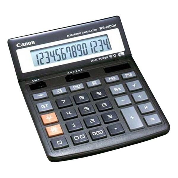 Canon WS1400H Calculator