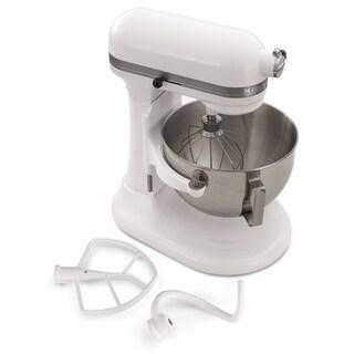 KitchenAid RKV25G0XWH White 5-quart Pro 5 Plus Stand Mixer (Refurbished)