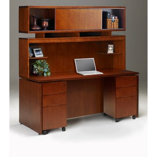 Mayline Stella Series Toffee 72-inch #22 Workstation