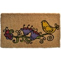 Twitter Bird Welcome Mat