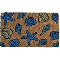 Sea Shells Door Mat