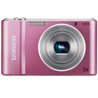Samsung ST68 16MP Pink Digital Camera