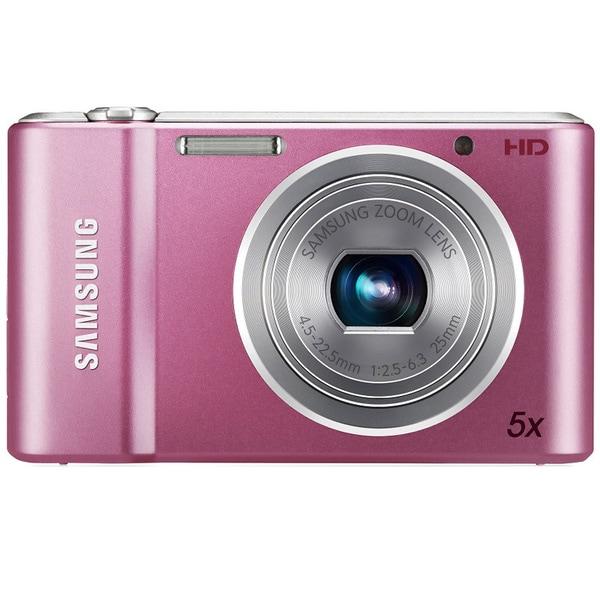 Samsung ST68 16MP Pink Digital Camera