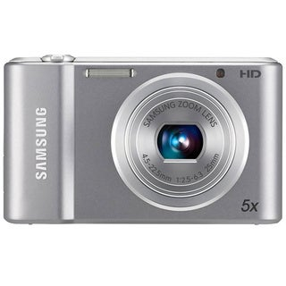 Samsung ST68 14MP SIlver Digital Camera