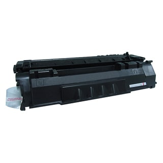 HP 53A Compatible Black Toner Cartridge for Hewlett Packard Q7553A (Remanufactured)