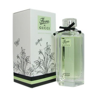 Gucci 'Flora Gracious Tuberose' Women's 3.3-ounce Eau de Toilette Spray