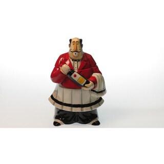 Certified International Days of Wine Cookie Jar