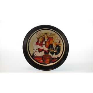 Certified International Days of Wine Pasta Serving Bowl