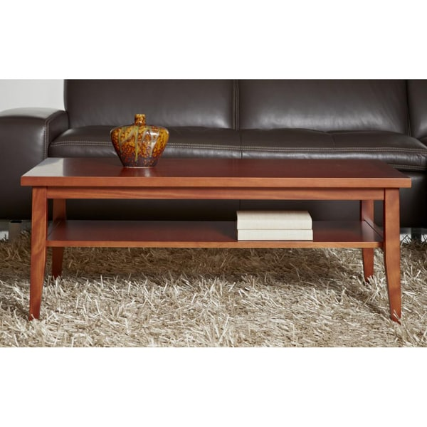 Jesper Office Cherry Wood Coffee Table 14961525 Shopping Great Deals On