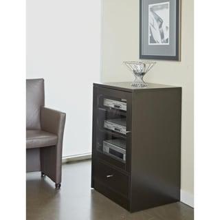 Jesper Office Espresso Media Cabinet