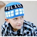 Handmade Dr Who Police Box Hat