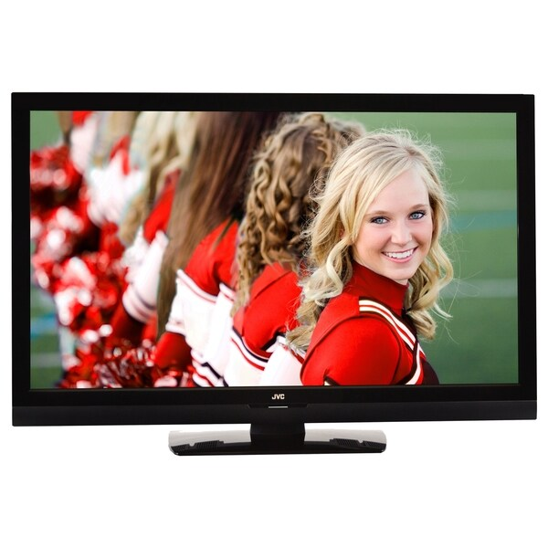 """JVC BlackCrystal 3002 JLC32BC3002 32"""" 720p LCD TV - 16:9 - HDTV"""