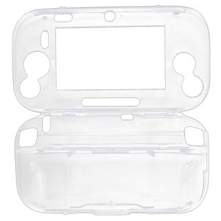 BasAcc Clear Crystal Case for Nintendo Wii U