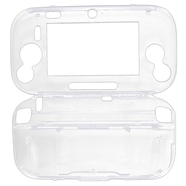 INSTEN Clear Crystal Case Cover for Nintendo Wii U
