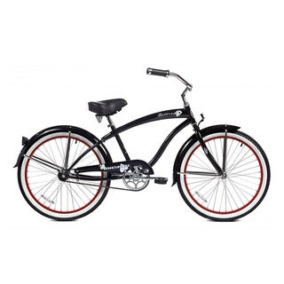 Micargi Men's Rover 24-inch Beach Cruiser