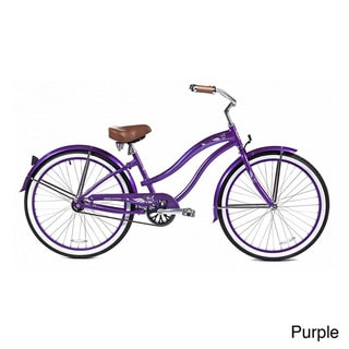 Micargi Women's Rover LX Beach Cruiser