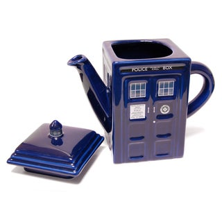 Doctor Who: TARDIS Teapot