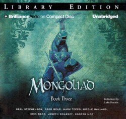 The Mongoliad Book 3: Library Edition (CD-Audio)