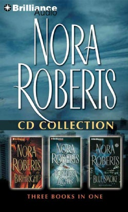 Nora Roberts CD Collection 3: Birthright / Northern Lights / Blue Smoke (CD-Audio)