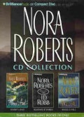 Nora Roberts CD Collection 4: River's End / Remember When / Angels Fall (CD-Audio)