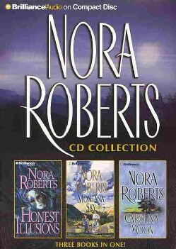 Nora Roberts CD Collection 5: Honest Illusions / Montana Sky / Carolina Moon (CD-Audio)