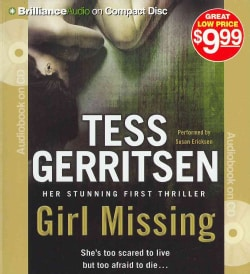 Girl Missing (CD-Audio)