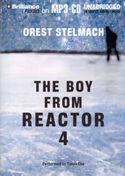 The Boy from Reactor 4 (CD-Audio)